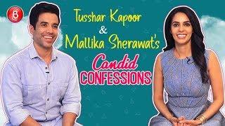 Tusshar Kapoor & Mallika Sherawats SOLID Promotions Of Booo Sabki Fategi