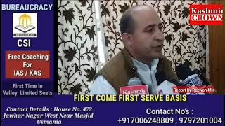 J&k state President(JDU) Mr G. M.shaheen today went baramulla with the state  excative team