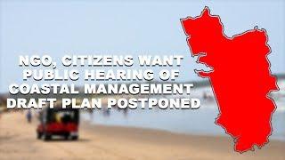NGO, Citizens Want Public Hearing of Coastal Management Draft Plan Postponed
