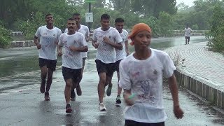 Goa Police Organise Run Against Drug Abuse