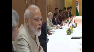 G20 Osaka Summit: PM Narendra Modi addresses bilateral meet