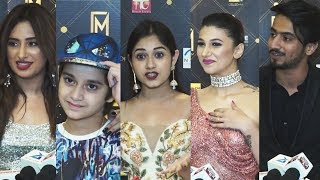 Celebs At Award & Entertainment Night 2019 | Jannat Zubair, Mr. Faisu, Jasleen Matharu, Mahira