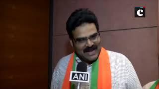 TDP spokesperson Lanka Dinakar joins BJP