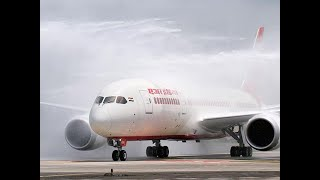 Air India flight makes emergency landing in London after bomb threat