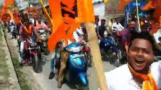 Ram Navami Rally - Siliguri
