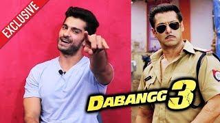Kabir Singh Actor Kunal Thakur Reaction On Salman Khans DABANGG 3