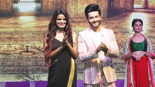 Dheeraj Dhoopar For Richa Singh Show In Tefla India Sme Conclave Awards