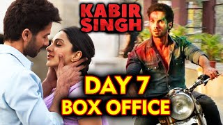 KABIR SINGH 7th Day Collection | Box Office Prediction | Shahid Kapoor, Kiara Advani