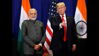 India's very high tariffs 'unacceptable': Trump ahead of meeting with Modi