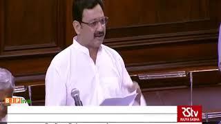 Shri Sambhaji Raje on Matter Raised with the Permission of the Chair in Rajya Sabha