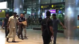 AKBARUDDIN OWAISI | Back From London | Return Hyderabad | After Treatment | Welcome With Huge Crowd