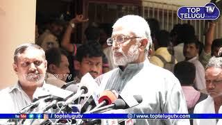 Tollywood Celebrities Visits Super Star Krishna Family   Vijaya Nirmala   Top Telugu TV