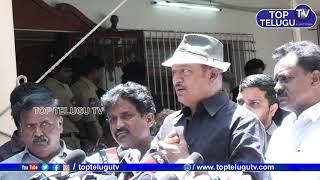 Rajendra Prasad about Vijaya Nirmala   Tollywood Celebrities Visits Krishna Family   Top Telugu TV