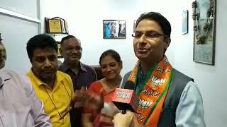 Live : भाजपा प्रार्थी राजू बिष्ट पहुंचे साईं बाबा के दरबार #exclusive with #KhabarSamay