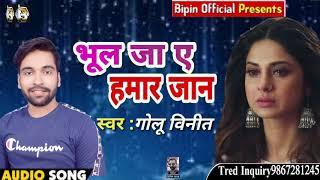 सच्चे प्यार करने वाले आशिक इस गाने को जरूर सुने    Bhojpuri superhit sad song    Golu Vinit 2019
