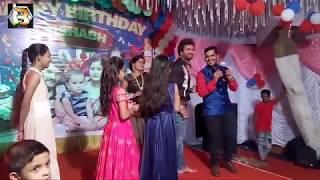 Today #Khesari Lal Son Rishabh birthday Party -धूम धाम से मनाया खेसारी ने birthday, 2019