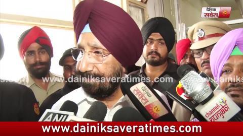 Ludhiana Jail के जख्मियों का हाल जानने Civil Hospital पहुंचे Sukhjinder Randhawa