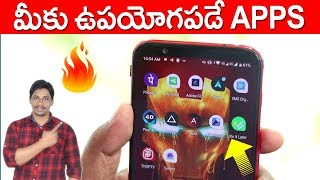 6 Secret apps in playstore must try telugu