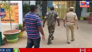 PSYCO KILLER SRINIVAS REDDY PRESENTED IN BHONGIR COURT & TOOK INTO CUSTODY BY POLICE