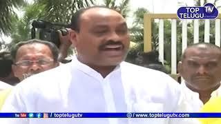 Atchannaidu Fires on AP CM Jagan | Nara Chandrababu Naidu House Demolition | Top Telugu TV