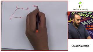 Introduction to Quadrilaterals (Geometry) for Class IX by Prof. Sameer Kohli