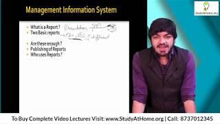 Management Information System & Data Analytics | Enterprise Information Systems by Er. Deepak Oswal