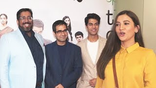 Red Carpet Screening Of Hotstar Specials Latest Show The Office | Gauhar Khan, Mukul Chadda
