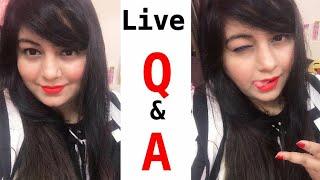LIVE ???? Q & A