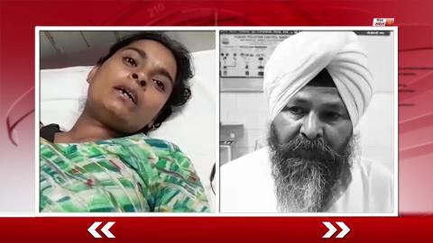 Muktsar के बाद अब Gurdsapur में Lady की पिटाई, Video Viral