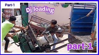 Dj को load करते हूए video एक बार फिर से  part 1  HiFi Sawariya Dj Sound
