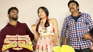 Kalki Movie Team Hungama At AMB Cinemas   Rajasekhar   Adah Sharma