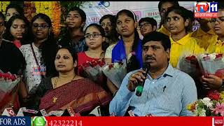 BHASHYAM SCHOOL SR NAGAR  STUDENTS GET TOP GRADES IN SSC RESULTS 2019
