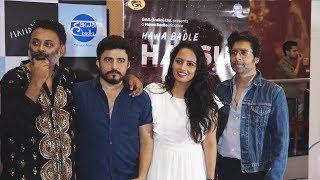 Hawa Badle Hassu Web Series Premiere | Aahana Kumra, Amol Parashar