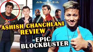 Spider-Man: Far From Home FIRST Review By Ashish Chanchlani | First Indian To Watch The Movie