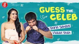 'Guess The Celeb Vivaan Shahs Funny Antics For Shirin Sewani