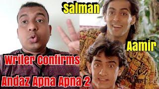 Andaz Apna Apna Writer Confirms That Its Sequel Can't Be Made Without Aamir Khan and Salman Khan