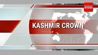 #KashmirCrownNewsBulletin.Kashmir Crown Presents Urdu News Bulletin