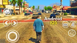 Top 7 GTA Games for Android/iOS High Graphics Gameplay 2019