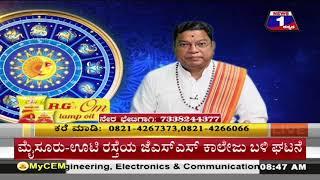 'ತಾರಾಬಲ' ಶ್ರೀಧರ್ ಗುರೂಜಿ ಅವರೊಂದಿಗೆ ಇಂದಿನ ಜ್ಯೋತಿಷ್ಯ 7338244377 (30-06-2019 )