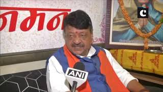 It wasn't a big issue but was made huge: Kailash Vijayvargiya on his son's assault on an officer