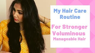 Hair Care Hacks for Dry , Frizzy Hair | Hair Care Routine | Nidhi Katiyar