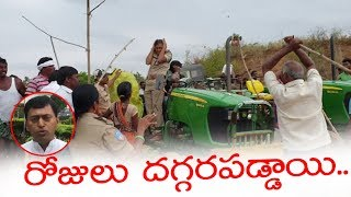 BJP Leader Rakesh Reddy Reacts On Forest Officer Anitha Incident   Top Telugu TV