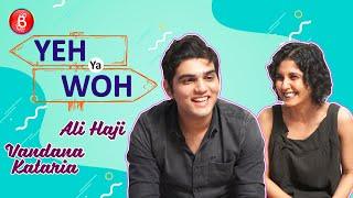 Yeh Ya Woh Partners Salman Khan Or Fanaas Aamir Khan? Ali Haji's TOUGH Choice