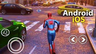 Top 3 Marvel Avengers Games - Android Games and iOS Games High Graphics 2019 Download