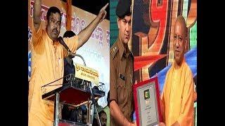बलात्कारियो को सज़ा देना योगी आदित्यनाथ से सीखें तेलंगाना के मुख्यमंत्री - विधायक टी राजा सिंह