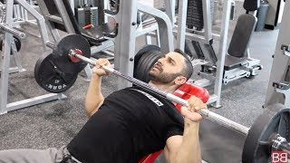 Fat to Fit Chest Workout! Day-27 (Hindi / Punjabi)