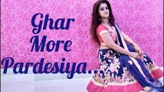 Ghar More Pardesiya // Kalank// Madhuri Dixit ,Alia Bhatt