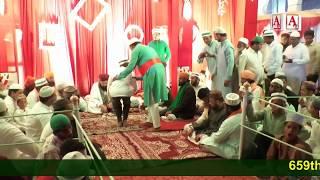 659th URS Haz Shaik Mohammed Sirajuddin Junaidi Rh Shaikh-E-Deccan (Mehfil e Sama 20-6-2019)