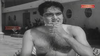 EK PHOOL CHAR KAANTE  | 1960 | Tirchi Nazar Se | Black & White Movie Song