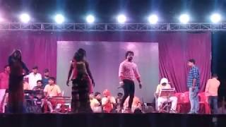 Bhojpuri khesarilal did funny comedy at birgunj